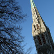 Stock Photo: Christchurch Cathedral