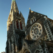 Christchurch Cathedral — Stock Photo