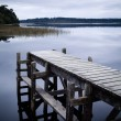 Empty Jetty - Stock Photo