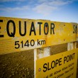 Equator - Stock Photo