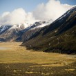 Glacial Mountains — Stock Photo #7696553