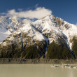 Glacial Mountains — Stock Photo #7696602