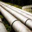 Massive Pipes — Stockfoto