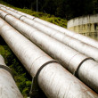 Massive Pipes — Stock Photo