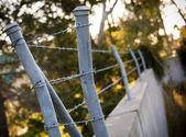 Mur sécurisé — Photo