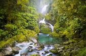 Amazing Waterfall — Stock Photo