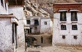 Gandän, tibet — Stock fotografie