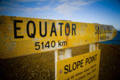 Equator — Stock Photo
