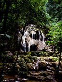 Mexican Jungle Waterfall — Stock Photo