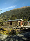 Milford Track — Stock Photo