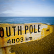 South Pole — Stock Photo