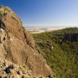 Rocky Mountain Ridge - Stock Photo