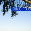Stock Photo: Public Toilets