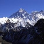 Mt Everest — Stock Photo #7709130