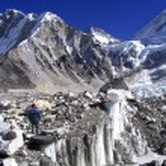 Mt Everest Base Camp — Stock Photo #7709156