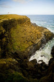 Rough Coast — Stock Photo