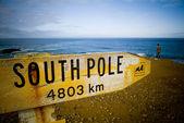 South Pole — Stock Photo