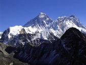 Mt Everest — Stock Photo