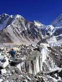 Mt Everest Base Camp — Stock Photo