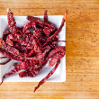 Royalty-Free Stock Photo: Dried Chilli