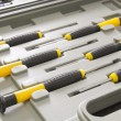 Foto Stock: Screwdrivers
