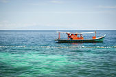 Fishing Boat — Foto de Stock