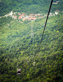 Cable Car — Foto Stock