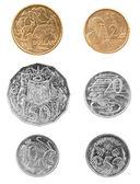 Australian Coins — Stock Photo