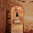 Through the doors, Fort Macon - Photo