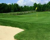Golf Course #5 — Stock Photo