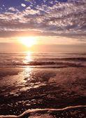 Beach Sunrise — Stock Photo