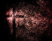 Abstract Cross — Stok fotoğraf
