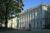 The royal palace — Stock Photo