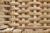 The texture of wicker baskets — Foto Stock