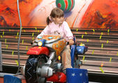 Entertaining Children's Center — Stock Photo