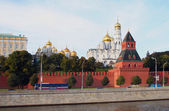 View of the Kremlin — ストック写真