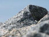 Crushed stones — Stock Photo