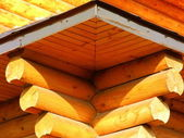 Wooden architecture — Stock Photo