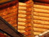 Wooden achitecture — Stock Photo