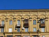Pattern architecture — Stock Photo