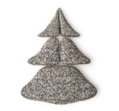 3d spa christmas tree — Stock Photo
