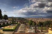 Florence panorama — Stock fotografie