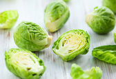 Brussels Sprouts — 图库照片