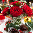 Stock Photo: Christmas arrangement