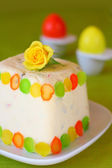 Pashka-Cottage cheese Easter — Stock Photo