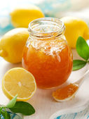 Lemon Marmalade — Stock Photo