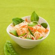 Prawn noodle salad — Stock Photo #7923818