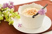 Rice pudding — Stock Photo