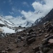 Morocco, Mountain of Toubkal — Stock Photo #7815072