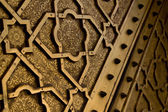 Morocco Golden gate — Stock Photo